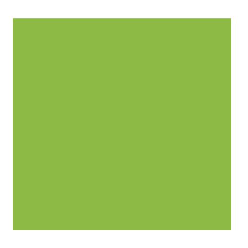 vihreä auto ikoni