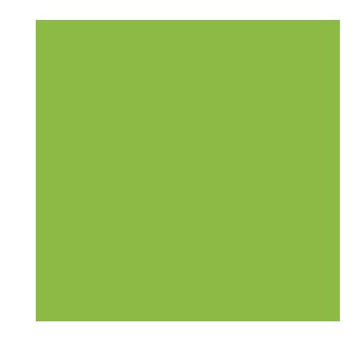 vihreä maapallo ympäristö ikoni